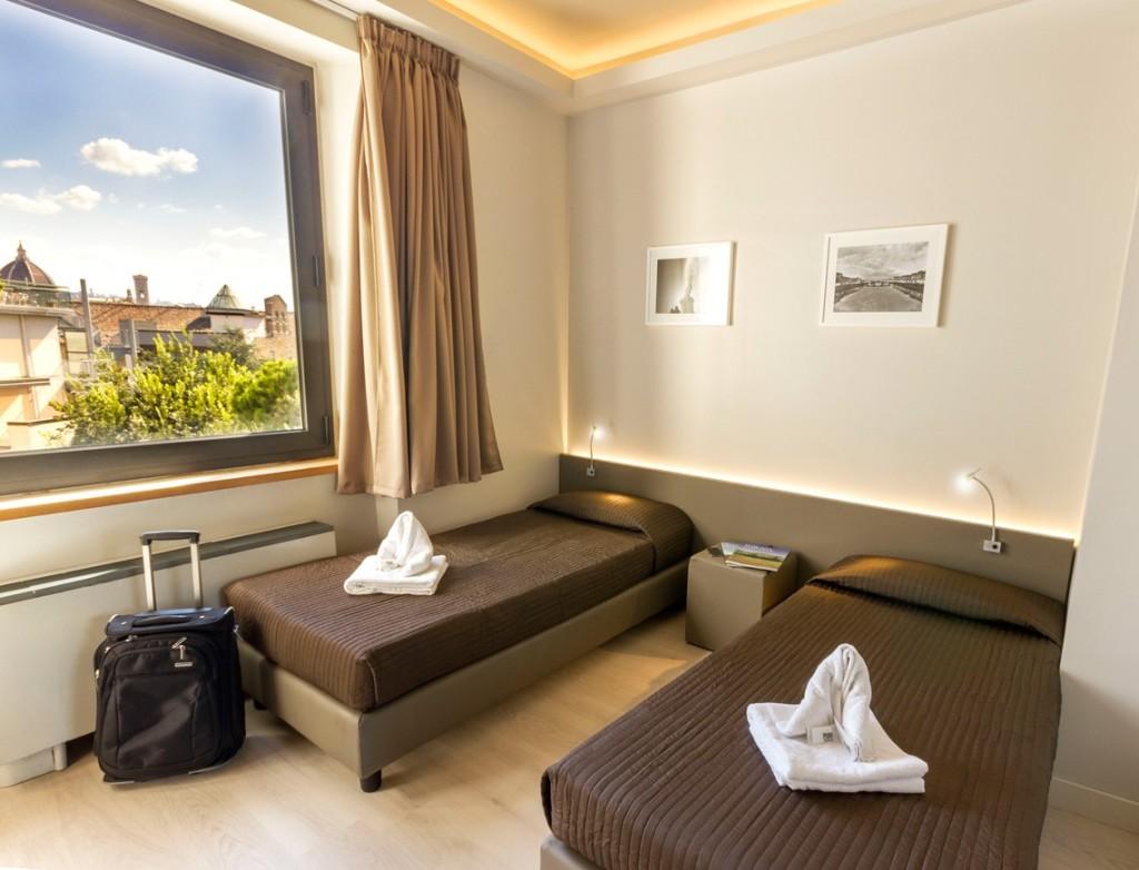 Nuova convenzioni per un soggiorno a firenze u new accommodation