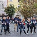 flashmob dancing