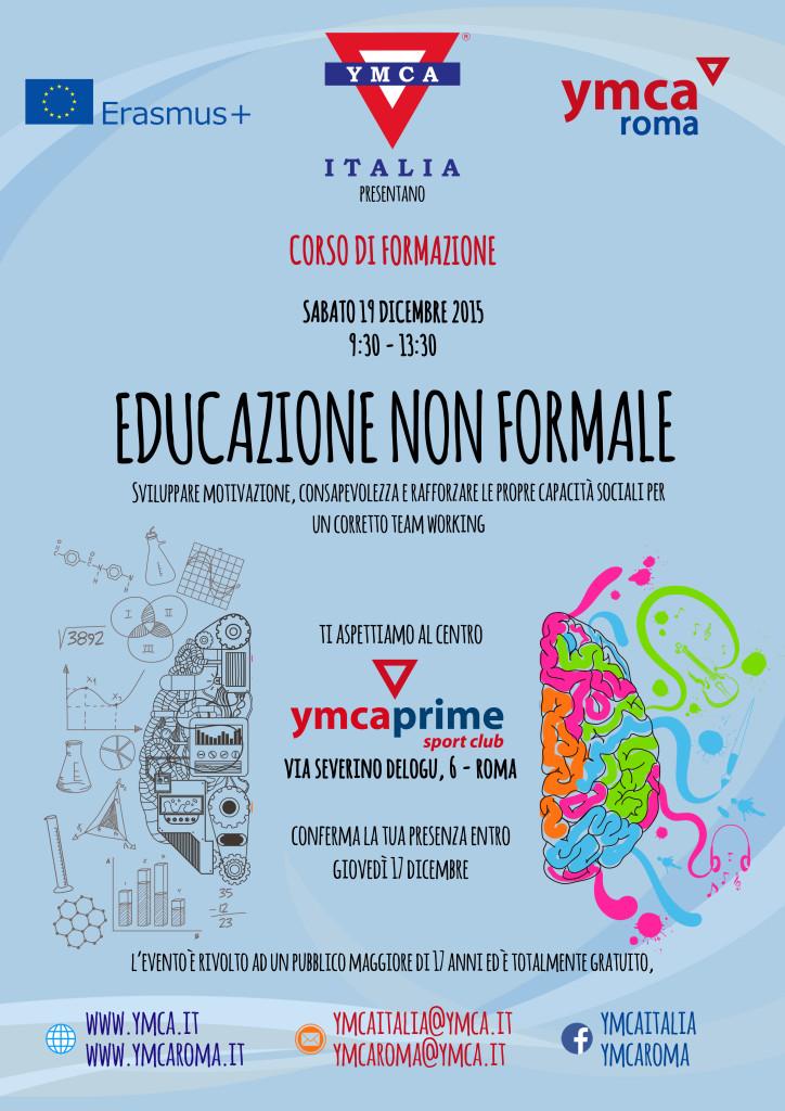 YMCA ITALIA Evento 19 dicembre 2015
